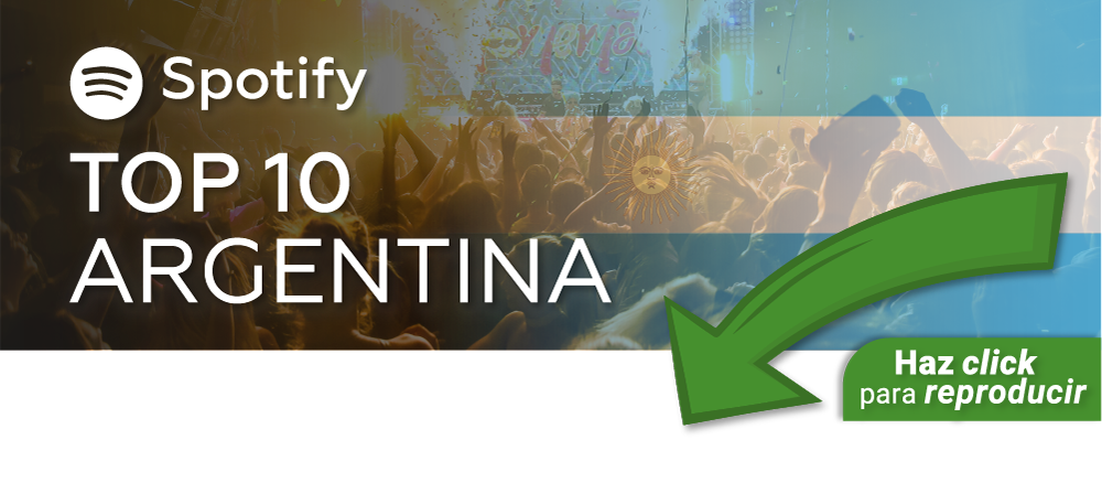 Banner Spotify T10 Argentina ESP
